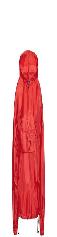 Ветровка-анорак Mantle, красная фото