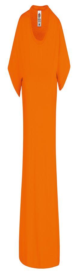 Футболка женская Original T, оранжевый фото
