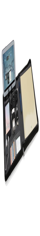 Папка для документов с зарядным устройством Tech фото