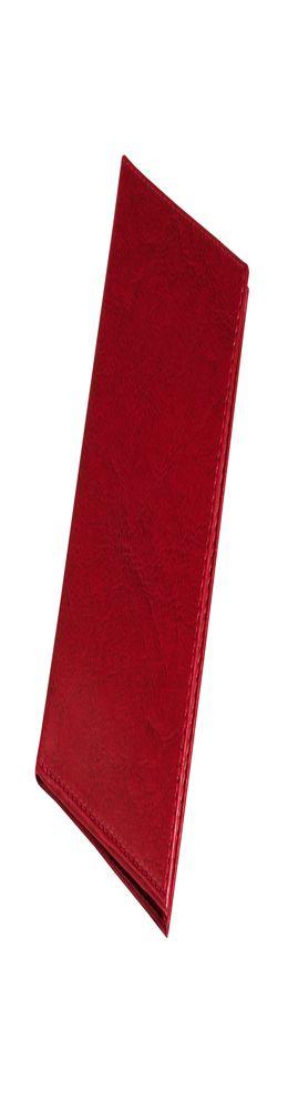 Обложка для паспорта Birmingham, красный фото