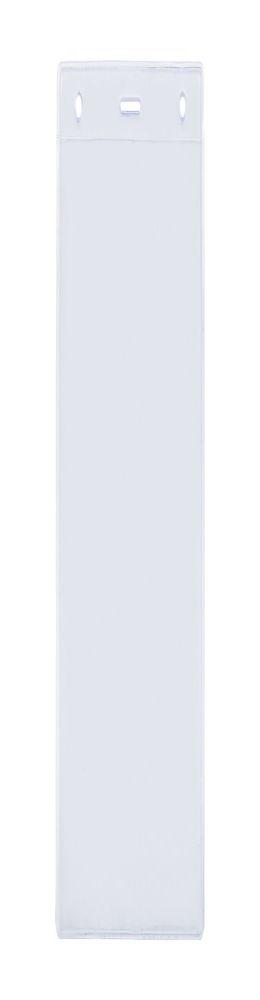 Карман для бейджа Lucid, вертикальный фото