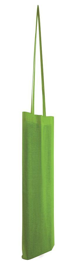 """Сумка для покупок из хлопка """"Eco""""; зеленый фото"""