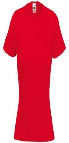 "Футболка ""Lady-Fit Crew Neck T"", красный фото"