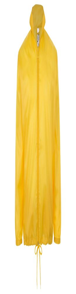 Ветровка унисекс SHIFT, желтая фото