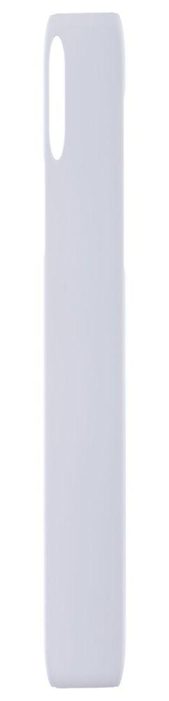 Чехол Exсellence для iPhone X, пластиковый, белый фото