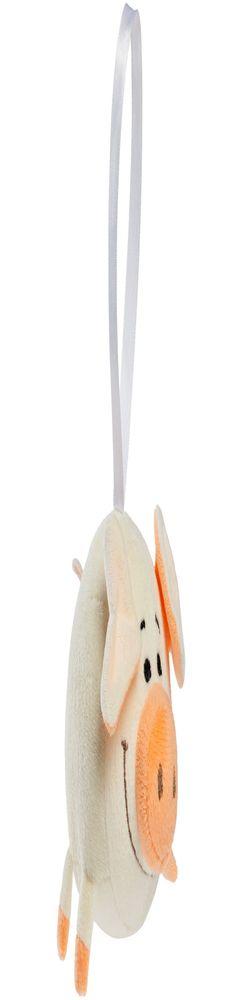 Мягкая игрушка-подвеска «Поросенок Softy» фото