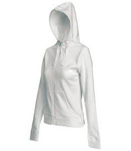 "Толстовка женская ""Lady-Fit Hooded Sweat Jacket"" фото"