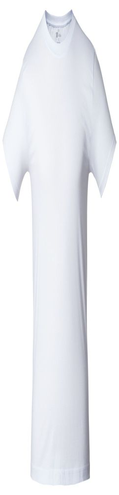 Футболка T-bolka 140 унисекс, белый фото