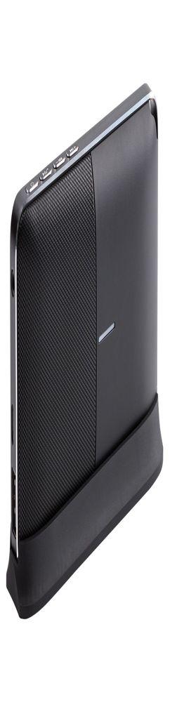 Беспроводная колонка Fusion с внешним аккумулятором, черная фото