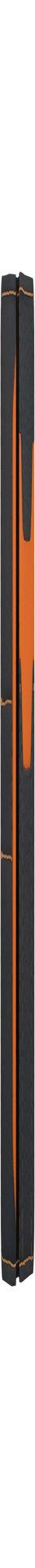 Автобумажник Hakuna Matata, черный с оранжевым