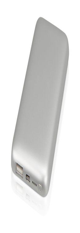 Портативное зарядное устройство XOOPAR BUBBLE BANG с подсветкой, 5000 mAh фото