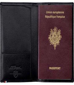 Обложка для паспорта S.T. Dupont фото