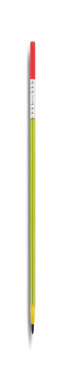 Ручка-стилус в виде карандаша фото