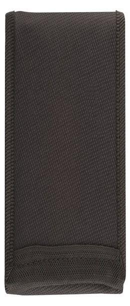 Бумажник на липучке, черный фото