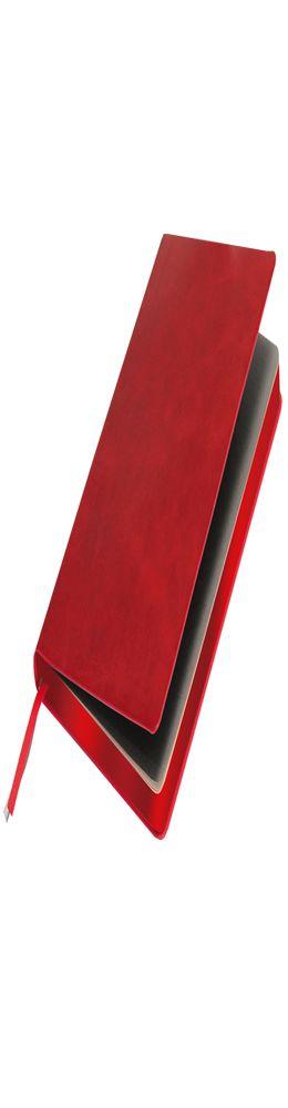 Ежедневник недатированный Portobello Trend, Atlas, красный, срез - фольга/красный фото