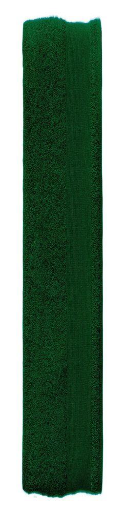 Sol`s Полотенце махровое Island Medium, темно-зеленое фото