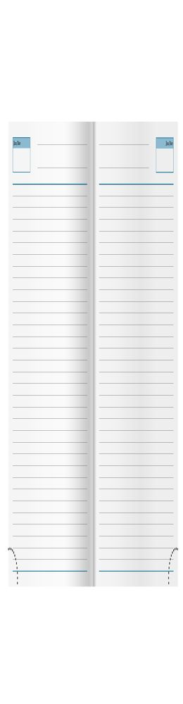 Ежедневник недатированный City Flax 145х205 мм, желтый фото