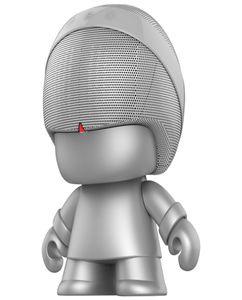 Xoopar Беспроводная портативная колонка Grand XBOY, серебристый фото
