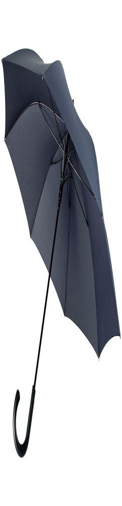 Зонт-трость Alessio, темно-синий фото
