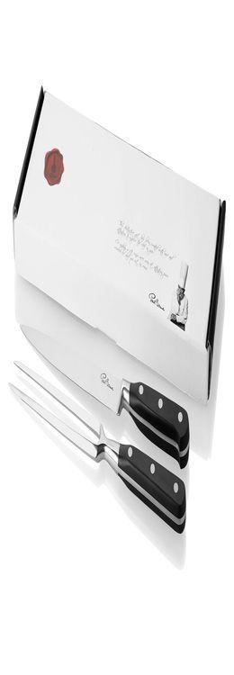 Набор разделочных ножей фото