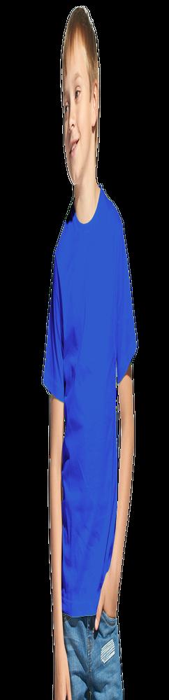 Детская футболка StanClass 06U, синий фото