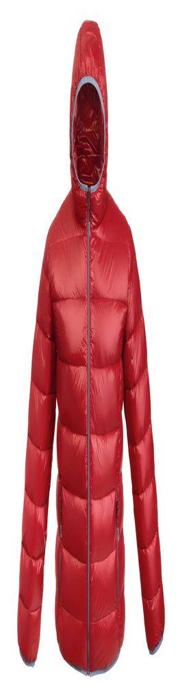 Куртка пуховая мужская Tarner, красная фото
