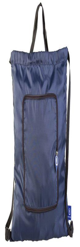 Рюкзак Arni, складной, синий фото