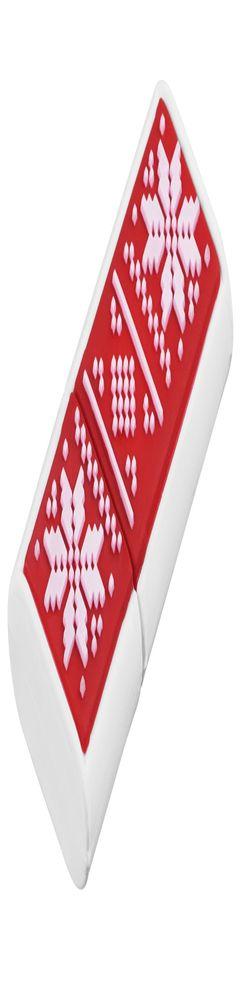 Флешка «Скандик», 8 Гб, красная фото