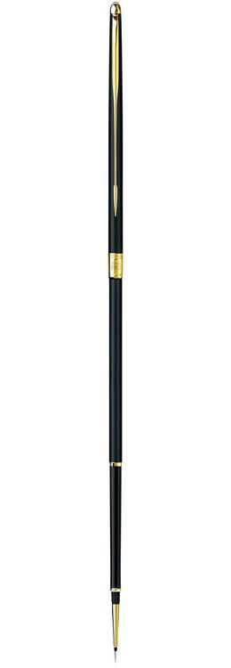 Ручка Паркер роллер «Sonnet Matte Black GT» в футляре фото