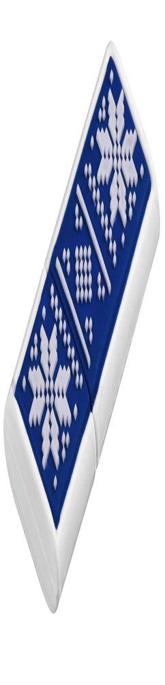 Флешка «Скандик», 8 Гб, синяя фото