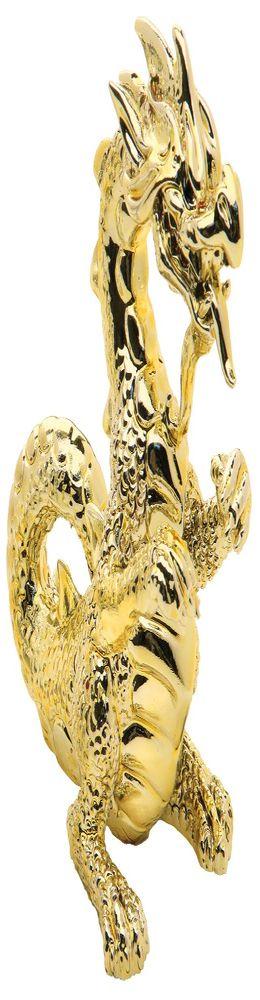 Статуэтка «Золотой дракон» фото