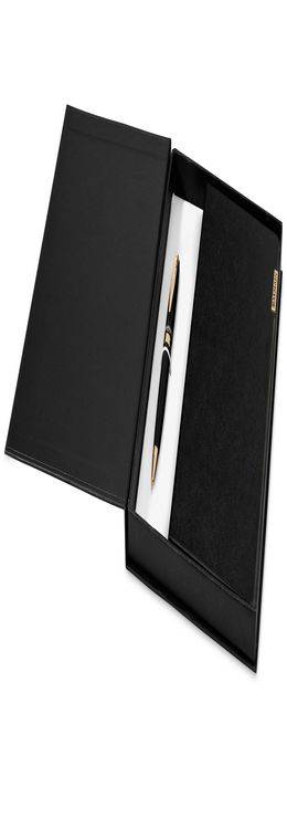 Подарочный набор «Harold»: блокнот А5, ручка шариковая фото