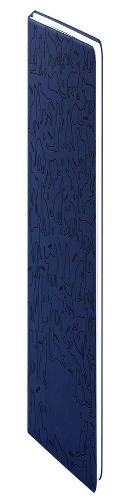 Ежедневник «Эрмитажные коты», синий фото