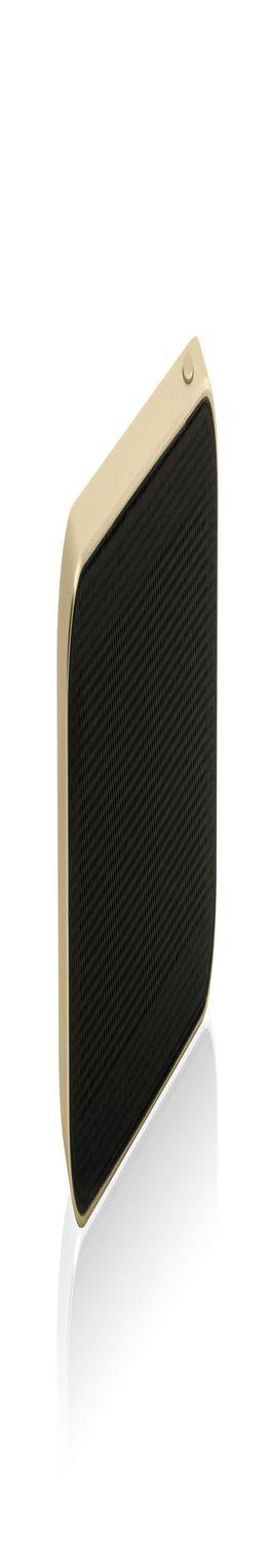 Беспроводная Bluetooth колонка Micro Speaker Limited Edition, светло-золотистая фото