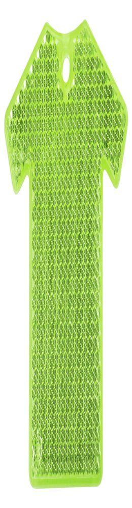 Светоотражатель «Футболка», зеленый фото