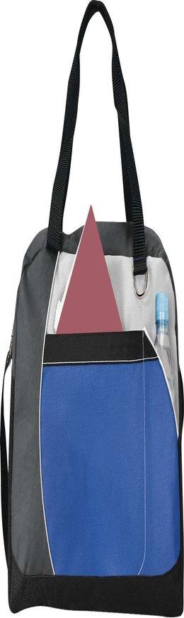 Спортивная сумка Atchison Curve, синяя фото
