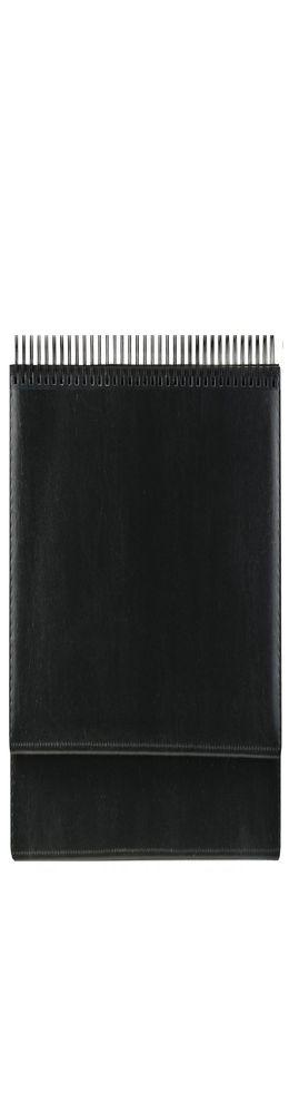 Планинг датированный Madrid 5497(794) 298х140 мм, черный, кремовый блок, золотой срез 2019 фото