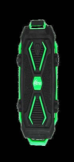 Внешний аккумулятор RITMIX RPB-10407LT, зеленый фото