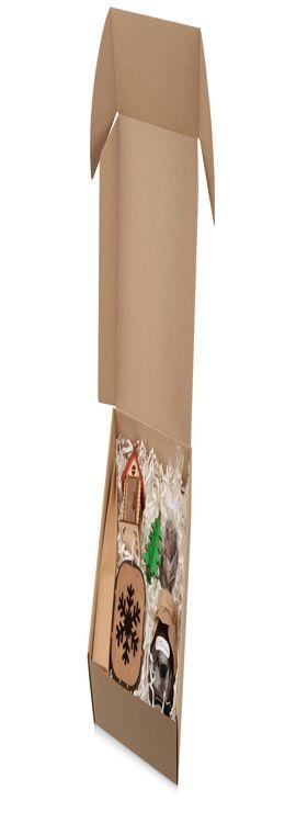 Подарочный набор «Nevicata» с вареньем и игрушками фото