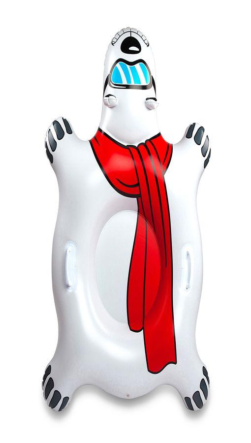 Тюбинг надувной polar bear фото