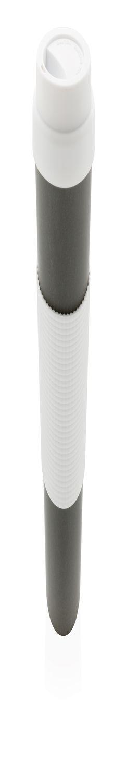 Термокружка ECO из бамбукового волокна, 430 мл, серая фото