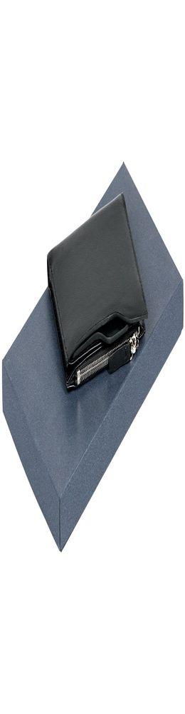 Бумажник Webster, черный фото