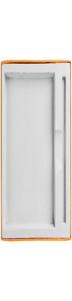 Коробка Adviser под ежедневник, ручку, оранжевая фото