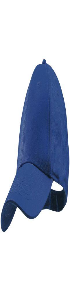 Бейсболка CRICKET, синяя фото