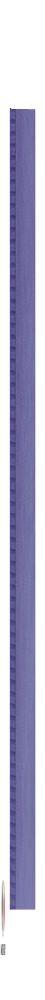 Недатированный ежедневник VELVET 500U (5453) 110x165 мм лаванда, календарь до 2019 г.
