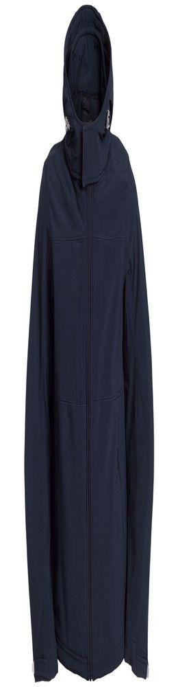 Куртка мужская Hooded Softshell темно-синяя фото