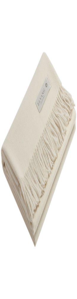 Плед Luxury, белый фото