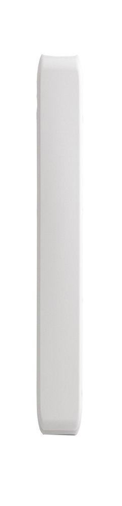 Внешний аккумулятор, Grand PB, 10000 mAh, пластик, 73х14х147 мм, 213 гр, покрытие-soft touch, белый, транзитная упаковка фото