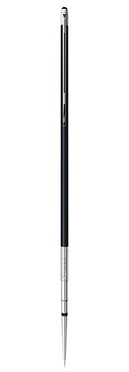 Ручка шариковая «Perspective Black CT» фото