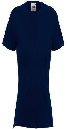 """Футболка """"Lady-Fit Crew Neck T"""", глубокий темно-синий фото"""